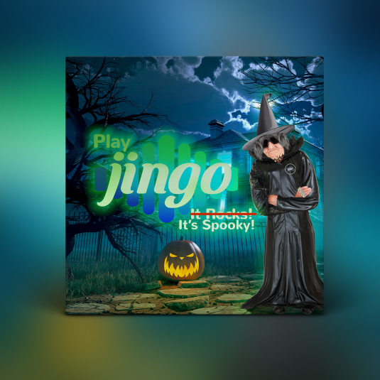 Themed Jingo [1 of 4 Games]
